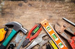outil de rénovation photo
