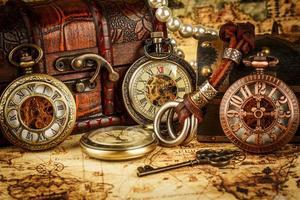 montre de poche vintage photo