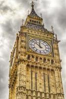 le big ben, chambres du parlement, londres