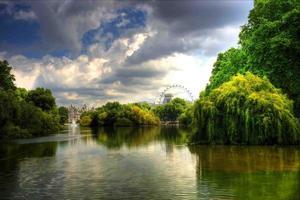parc de st james photo