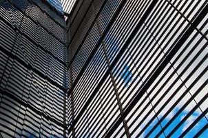 architecture moderne à Londres photo