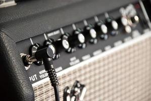 amplificateur de guitare photo
