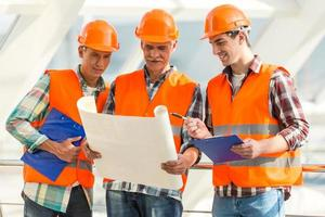 industrie de construction photo