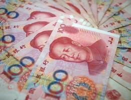 monnaie chinoise photo