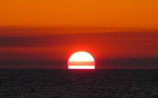 coucher de soleil 05 mars 7 2015 photo