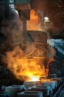 travaux métallurgiques photo
