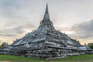ancienne pagode de Bouddha photo
