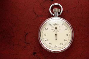 chronomètre photo