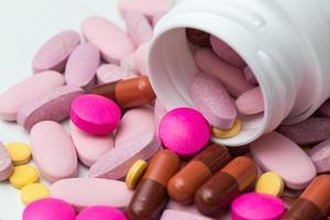 pilules médicales photo