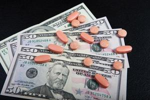acheter des médicaments contre de la monnaie photo