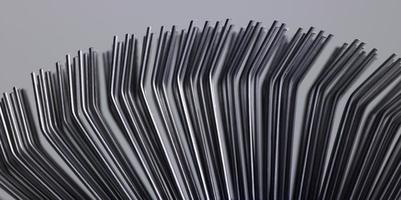 filaments métalliques photo
