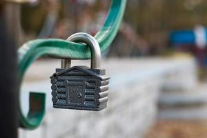 cadenas en forme de maison photo