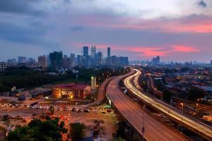 ville de malaisie photo