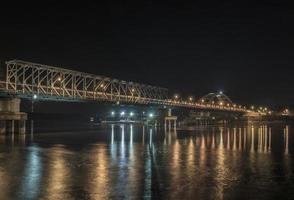 pont la nuit photo