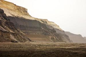 extraction à ciel ouvert de charbon photo