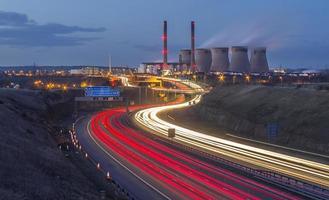 centrale électrique de ferrybridge photo