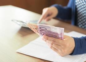 planification financière photo