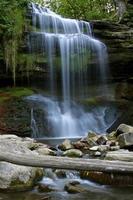 grandes chutes d'eau, Ontario, Canada photo