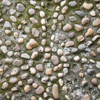 fond de texture du substratum rocheux photo