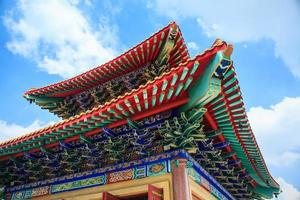 temple chinois photo