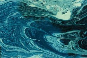 texture de piscine sale profonde photo