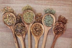 remèdes de santé naturels photo