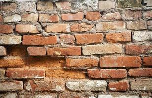 vieux mur de briques