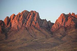 montagnes d'orgue