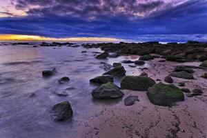 mer maroubra plage 4sec photo