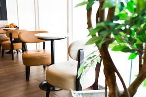 intérieur de café