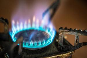 brûleur à gaz portable.
