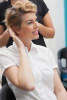 coiffeur coiffure clients cheveux photo