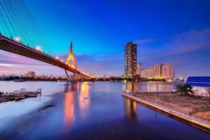pont de bhumibol photo