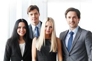 portrait d'équipe affaires photo