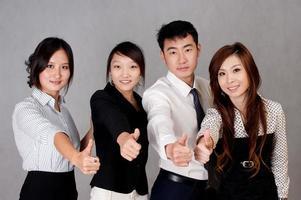 équipe commerciale photo
