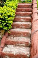 escalier en pierre photo