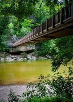 pont de pied photo