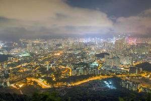 bâtiment de Hong Kong
