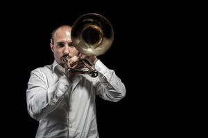 trombone photo