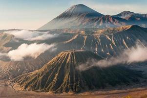 parc national de bromo tengger semeru. Java. Indonésie photo