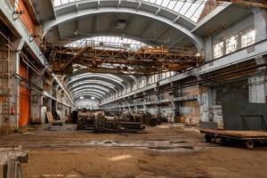 hall de distribution d'électricité dans l'industrie métallurgique