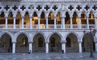 palais des Doges, détail architectural photo
