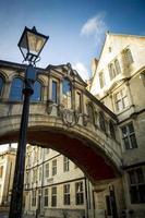 L'université d'Oxford photo