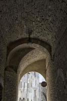 série d'arches opposées photo