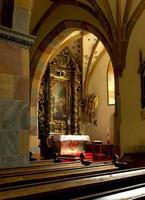intérieur de l'église photo