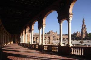 Plaza de espana photo