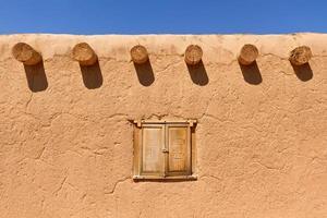 mur d'adobe photo