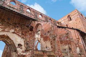 ruine de l'université de tartu