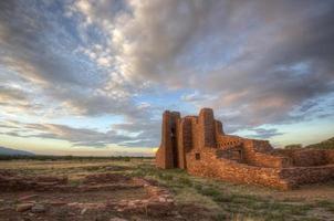 ruines de la mission photo