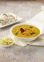 Dal tadka, cuisine indienne, Inde